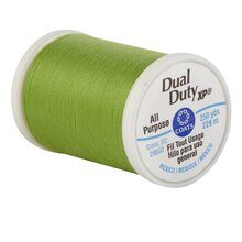 Coats & Clark Dual Duty XP General Purpose Thread, Lime
