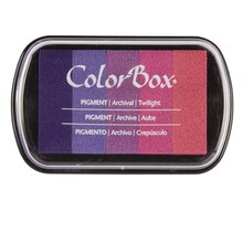ColorBox 5-Color Ink Pad, Twilight