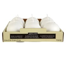 Ashland Basic Elements Ball Candle Set