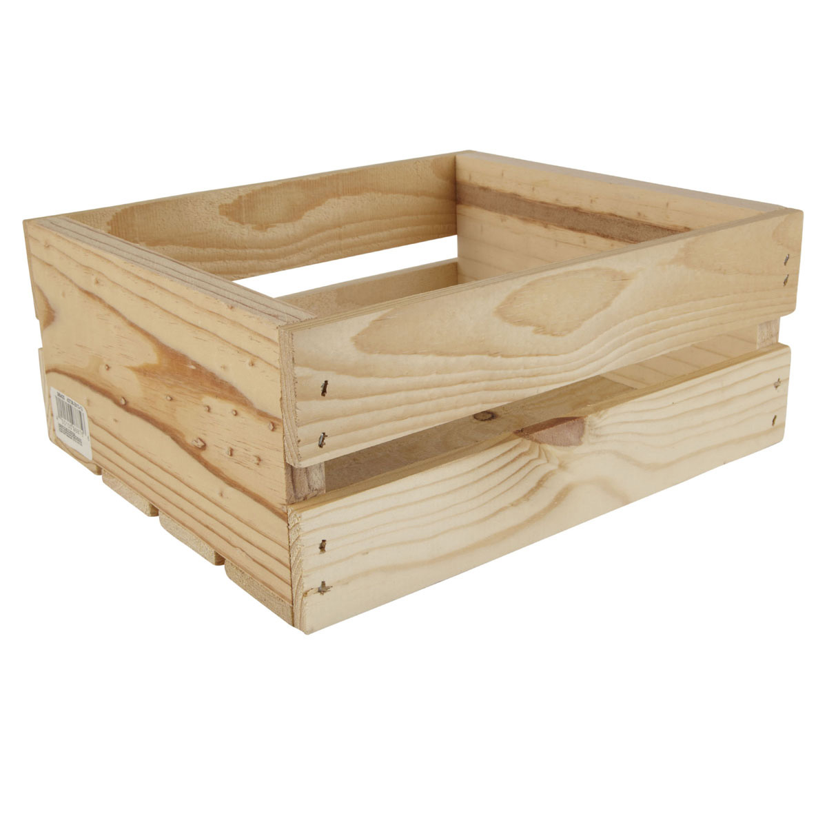 Crate boxes sale rustic wood crates rope handles shelves for Vintage crates cheap