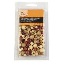 Bead Landing Wood Beads, Assorted