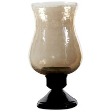 Ashland Hammered Glass Hurricane