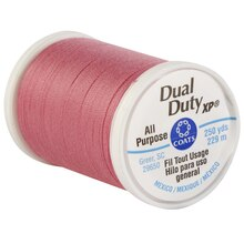 Coats & Clark Dual Duty XP General Purpose Thread, Ellen Rose