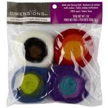 Dimensions Brilliant Color Roving Rolls