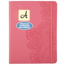 Artist's Loft Monogram Journal, Pink