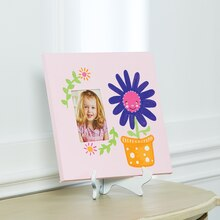Create-a-Canvas Spring Flowers
