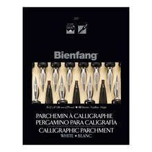 Bienfang #207 Calligraphy Parchment Paper, White