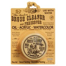 The Masters Brush Cleaner & Preserver 2.5 oz.