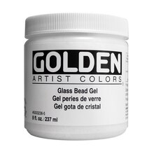Golden Artist Colors Glass Bead Gel