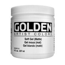Golden Artist Colors Soft Gel, Matte