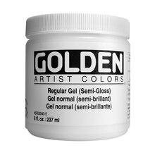 Golden Artist Colors Regular Gel, Semi-Gloss