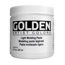 Golden Artist Colors Light Molding Paste