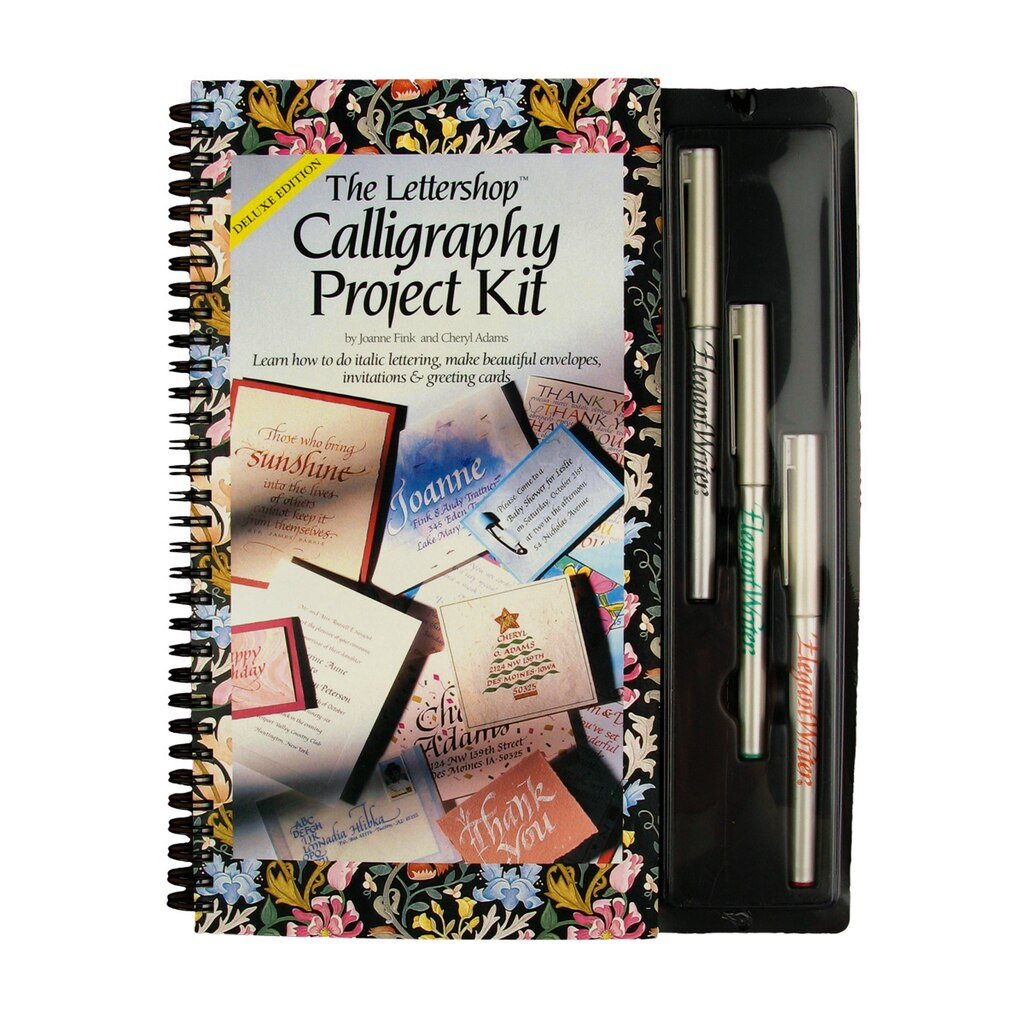 The Lettershop Calligraphy Project Kit