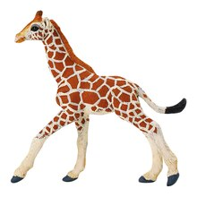 Safari Ltd Reticulated Giraffe Baby