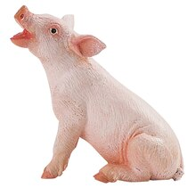 Safari Ltd Sitting Piglet