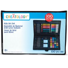 Creatology Kids Art Set, 100 Piece