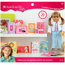 American Girl Crafts Creative Card Making Pad