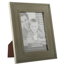Studio Décor Expressions Gray Wash Frame