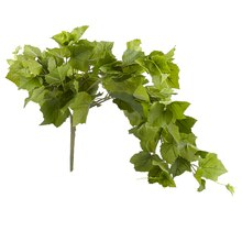 Ashland Real Touch Collection Hanging Grape Leaf Bush