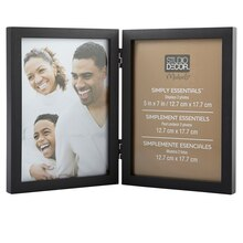 Studio Décor Simply Essentials 2-Opening Hinged Frame