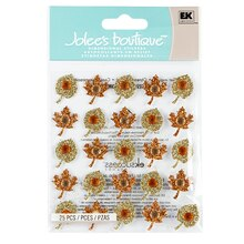 Jolees Boutique Fall Leaves Repeat Stickers