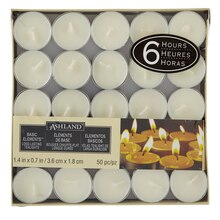Ashland Basic Elements 6-Hour Tea Lights, Multipack