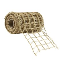 Celebrate It Occasions Wired Jute Ribbon, Natural