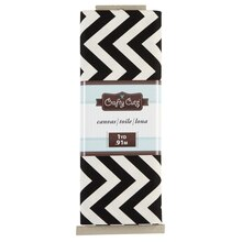 Crafty Cuts Canvas Cloth, Chevron