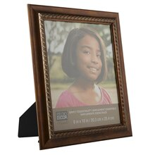 "Studio Décor Simply Essentials Bronze Frame With Inner Rope, 8"" x10"""