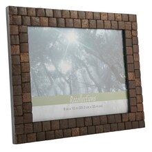 Studio Décor® Expressions Coconut Shell Frame