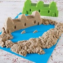 Kinetic Sand Castle, medium