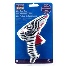 ArtMinds Mini Glue Gun, Stylish Pattern