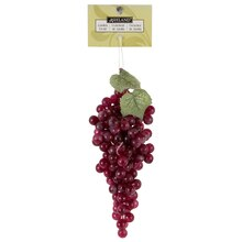 Ashland Garden Fresh Faux Fruit Small Purple Grape Cluster