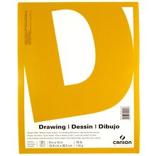 Canson Value Drawing Pad