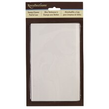 Recollections Stamp Cleaner Pad and Case