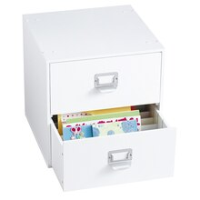 Recollections 2 Drawer Cube