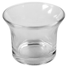 Ashland Basic Elements Votive Holder, Oyster