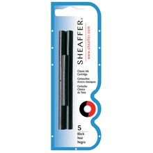 Sheaffer Skrip Ink Cartridges, Black