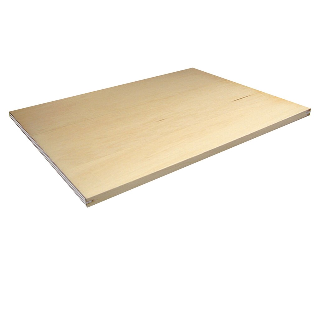 Staedtler portable wooden drawing board with metal edge for The drawing board