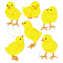 Jolee's Boutique Baby Chick Stickers