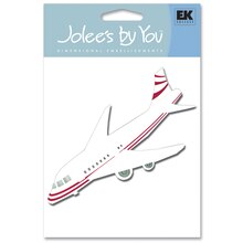 Jolee's By You Airplane Embellishment