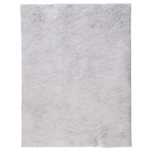 Creatology Basic Felt, White