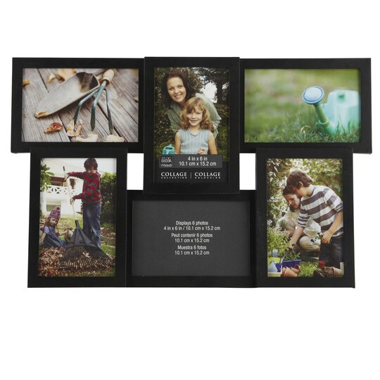6-Opening Collage Frame, 4\