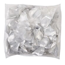 Silver Celebrate It™ Occasions™ Decorative Rose Petals, medium