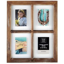 Studio Décor Viewpoint Savannah Window Collage Frame