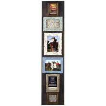 Studio Décor Viewpoint Savannah Rustic Collage Frame, 6 Openings