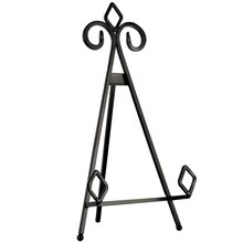 "Studio Décor 11"" Keller Easel, Black"