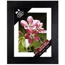 "Studio Décor Home Collection Classic Frame, Black 10"" x 13"""