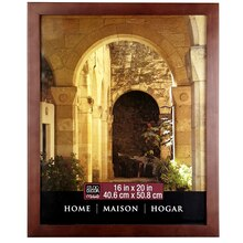 "Studio Décor Home Collection Flat Frame, 16"" x 20"""