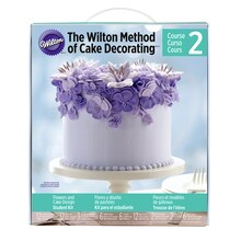 Wilton Flowers & Cake Design Student Kit